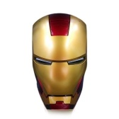 Super Hero Iron Man 1/1 Mark7 Wearable Helmet Full Scale Mask Replica per Festival Decorazione del partito Giocattoli per bambini