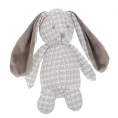 15in Stuffed Elephant Plush Toy Beige Comfort Doll Toys Accompanying Sleep Infant Baby Safe for Kids Baby Toddlers