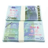 50 szt. 5 EUR EUR Paper Bar Atmosphere Props Money