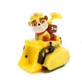 1Pcs Paw Patrol Racers Figure and Vehicle