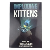 Board Game Card Exploding Kitten Card Game Adult