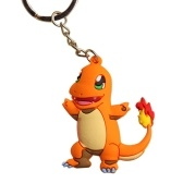 Pocket Monsters 3D Pokemon Cartoon portachiavi in PVC