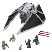 LEPIN 05048 543pcs Star Wars TIE Striker Star Wars Spaceship Building Block Kit Set - Pacchetto sacchetto di plastica