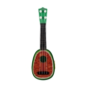 Mini Guitar Fruit Ukulele Educational Musical Instruments Toys for Kids
