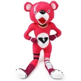 Fortnite Game Doll Pink Bear Gifts for Baby or Gamer Toys