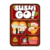 Sushi Go Pick and Pass Card Game