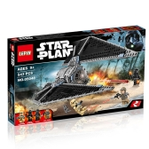 Scatola originale LEPIN 05048 543pcs Star Wars TIE Striker - Set di kit di costruzione di astronavi Star Wars