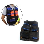 Kids Tactical Vest for Nerf N-Strike Elite Series Quick Reload