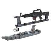 DIY Building Bricks Blocks Large Aircraft Carrier