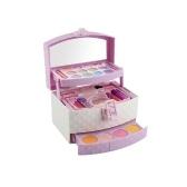 Набор для макияжа девочек для детей Моющийся модный набор для макияжа Набор косметики для игр для девочек