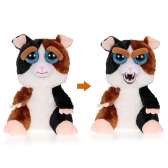 Feisty Pets Cuddles Von Rumblestrut Adorable Plush Stuffed Guinea Pig Turns Feisty with a Squeeze