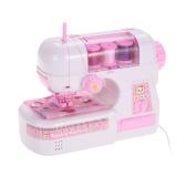 Elektrische Nähmaschine Spielzeug Kinder vorgeben Spiel Nähen Spielzeug für Kinder