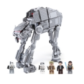 LEPIN 05130 1541pcs Star War Series Il primo ordine Heavy Assault Walker Building Blocks Kit Set - Pacchetto sacchetto di plastica