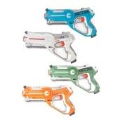 4 Stücke Infrarot Laser Tag Blaster Laser Schlacht Pack