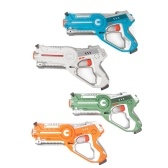 4 szt. Pakiet laserowy na podczerwień Laser Blaster Laser