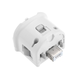 Motion Plus Adapter with Silicone Case for Nintendo Wii Remote Controller
