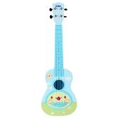 Baoli Kid's Ukulele Zabawka Drewniana Mini Gitara Gitarowa dla Dzieci