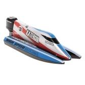 おもちゃを作るリモートスピードボート3313M 2.4GHzミニラジオコントロール電気RCレーシングボート