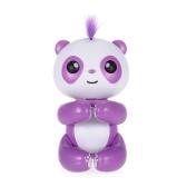 Fingertip Panda Smart Touch Induction Pet Toys Interactive Fun Fingertip Toy Bonitinho pendurado Puppet Best Kids Gift