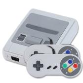 NES 8 Bits Spielmaschine Mini TV Handheld Spiel 621 Eingebautes klassisches Nichtwiederholungsspiel - HD Version