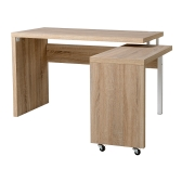 Modern Rotating Computer Desk Workstation