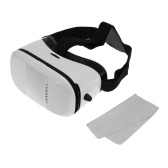 """Virtual Reality 3D VR Glasses Head-mounted Google Cardboard 3D VR Headset Video Movie Game Glasses with Headband for iPhone 6S 6 Samsung S6 Note 5 LG / All 4.0 ~ 6.0"""" Smart Phones"""