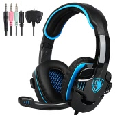 SADES SA-708GT 3.5mm Gaming Headphone