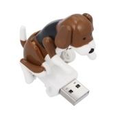 Mini jouet de soulagement drôle de chien