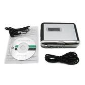 Convertisseur Stéréo MP3 USB U Disque Audio Capteur Musique Lecteur de cassettes
