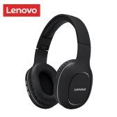 Lenovo HD300 Беспроводные наушники Bluetooth 5.0 Складные наушники-вкладыши Спортивные музыкальные наушники 3,5 мм AUX IN TF-карта MP3-плеер с микрофоном