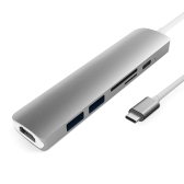 Adaptateur de concentrateur USB 3.1 de type C multiport