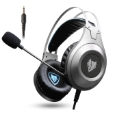 NUBWO N2 3,5 mm com fio fone de ouvido Over-Ear Gaming Headset