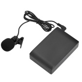 Mini Wireless Clip-on FM Microphone Voice Amplifier