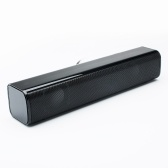 2*3W USB Powered Soundbar Audio Player