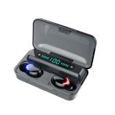 F9 BT Fone de ouvido True Wireless Stereo Sport Headphone