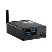 XDUOO XQ-50 PRO Bluetooth 5.0 Audio Receiver Converter DAC Type C HD CS8406 ES9018K2M Decoder Receiver Converter