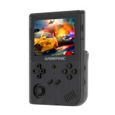 RG351V 3.5 IN 640 * 480 Consola de juegos portátil Emulador de consola de juegos retro Juego de emparejamiento WiFi incorporado 16GB para PS1