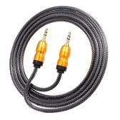 3.5mm Jack Auxiliary Stereo Audio Cable Male to Male for Phone Car Laptop Audio Extension Cord