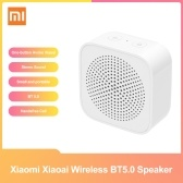 Xiaomi Xiaoai Portable Wireless BT5.0 Speaker Stereo Sound with Microphone Handsfree Call (Square)