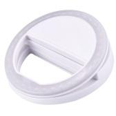 LED Selfie Ring Light Lighting Selfie Enhancing Fill Light Photography Photo Lights Supplementary For Phones