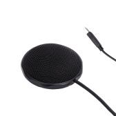 USB-микрофон для конференций Всенаправленные конденсаторные микрофоны для ПК с 360 ° для видеоконференций Игры в чате