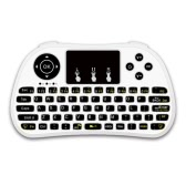 P9 2.4G RF Беспроводная клавиатура Flash Blacklit Keyboard с сенсорной панелью Мышь Combo Мультимедийные клавиши Ручной пульт дистанционного управления для Android TV BOX ПК Smart TV HTPC Tablet Smartphone