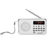 Мини-портативный цифровой FM-радио L-938