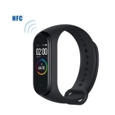 Xiaomi Mi Band 4 Intelligent Bracelets NFC Version Black AMOLED Color Screen Wristband BT 5.0 135 mAh Battery Fitness Tracker SmartWatch
