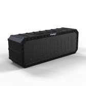 Smalody 7050 Portable Bluetooth Speakers 6W Stereo Sound Box IPX6 Waterproof Outdoor Speaker Hands-free with Mic TF Card Slot FM Radio for Home Outdoors Travel