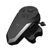 BT Motocicleta Capacete Intercom Walkie-Talkie