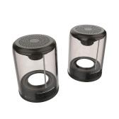 D08 Portable Magnetic TWS Bluetooth 4.2 Speaker Set