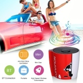 Kumamon BT Sound Box Mini Portable Mobile Phone Loudspeaker Outdoor Car Computer Personal Stereo Magic Cup BT Player