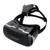 VR SHINECON 2.0 Virtual Reality Glasses 3D VR Box Headset 3D Movie Game w/SH-B01 Wireless Bluetooth 3.0 Remote Control VR Gamepad Universal for Android iOS Windows Smart Phones within 4.7 to 6.0 Inches