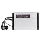 TIVDIO T-101 Radio numérique portable DAB + FM RDS avec écouteurs